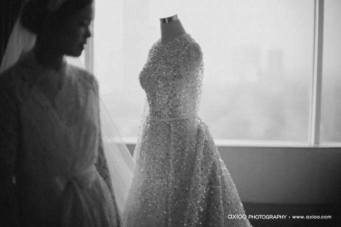 Wedding Albert & Vania by Priscilla Myrna - 002
