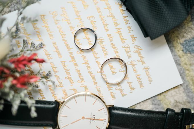 Agas And Olivia Wedding by DESPRO Organizer - 003