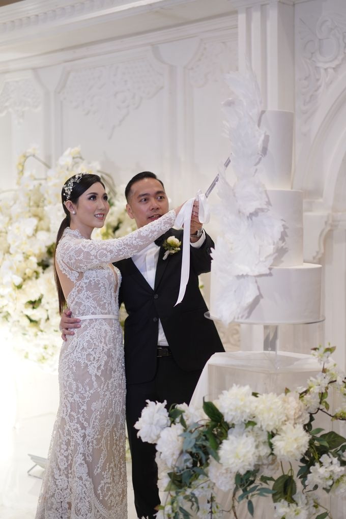 Ansen & Evelyne Yona Wedding by Yefta Gunawan - 001