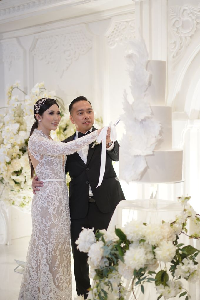 Ansen & Evelyne Yona Wedding by Yefta Gunawan - 002
