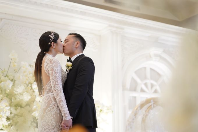 Ansen & Evelyne Yona Wedding by Yefta Gunawan - 003