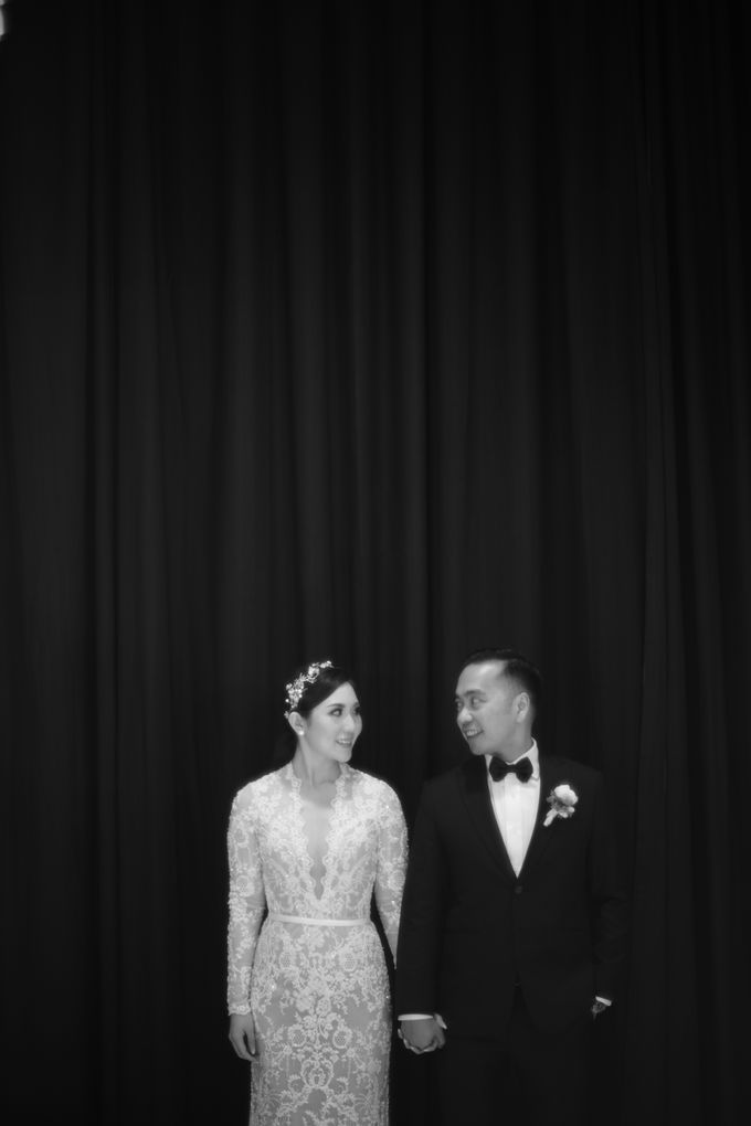 Ansen & Evelyne Yona Wedding by Yefta Gunawan - 005