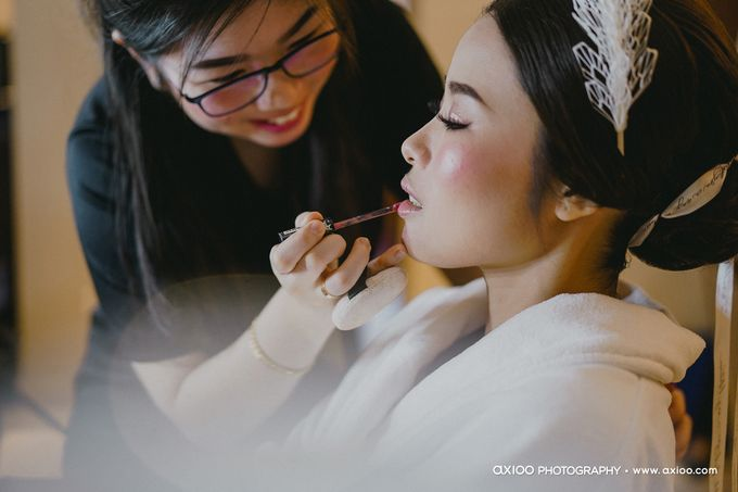 Andrie & Shella by One Heart Wedding - 012