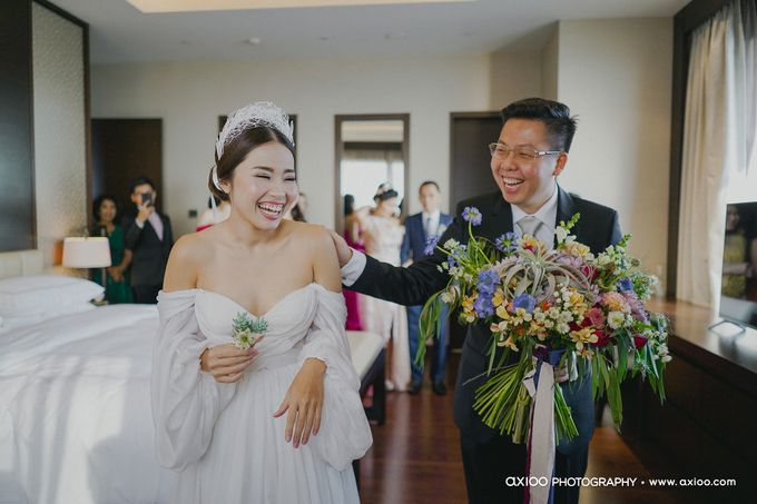 Andrie & Shella by One Heart Wedding - 001