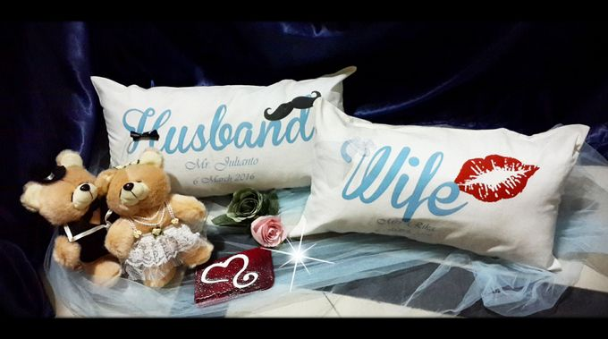 Wedding Pillow by Sweetlovecollection - 002