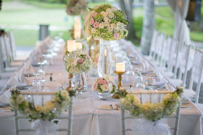 Romantic Dinner by d'Oasis Florist & Decoration - 006