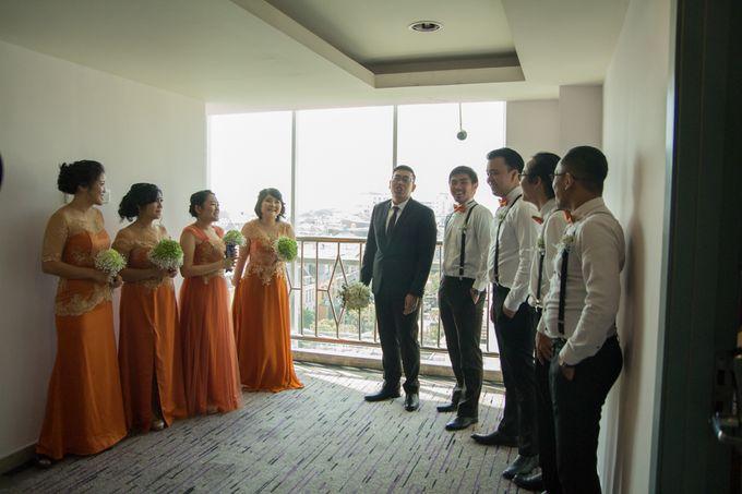Wedding Andrianto & Melisa by Red Hat Organizer - 027