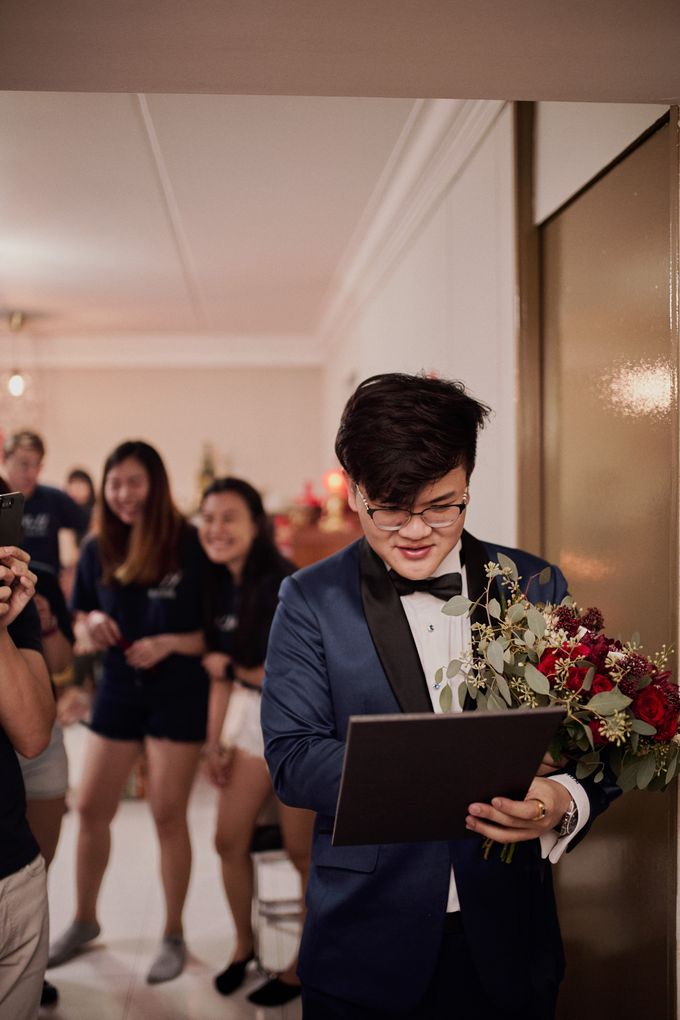 Aik Hin & Vera Wedding by Yipmage Moments - 008