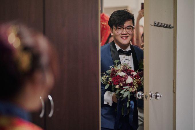 Aik Hin & Vera Wedding by Yipmage Moments - 009