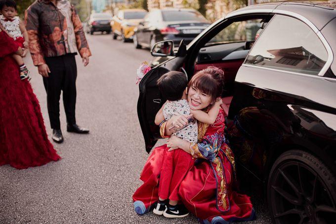 Aik Hin & Vera Wedding by Yipmage Moments - 013