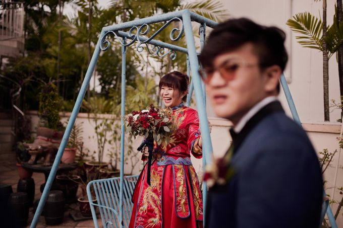 Aik Hin & Vera Wedding by Yipmage Moments - 018