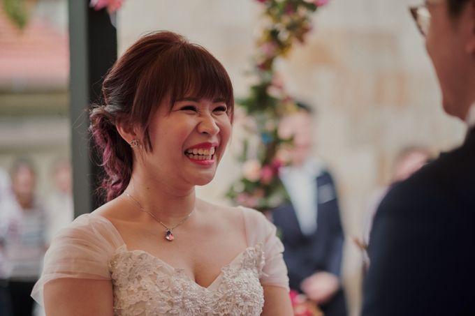 Aik Hin & Vera Wedding by Yipmage Moments - 028