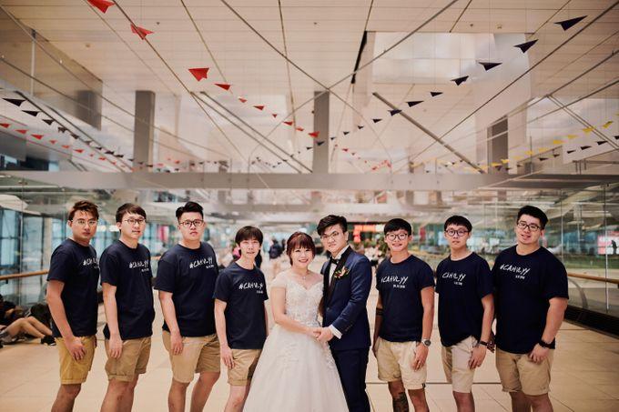 Aik Hin & Vera Wedding by Yipmage Moments - 035