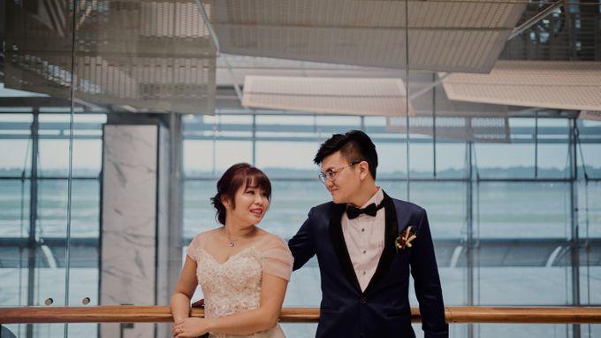 Aik Hin & Vera Wedding by Yipmage Moments - 037