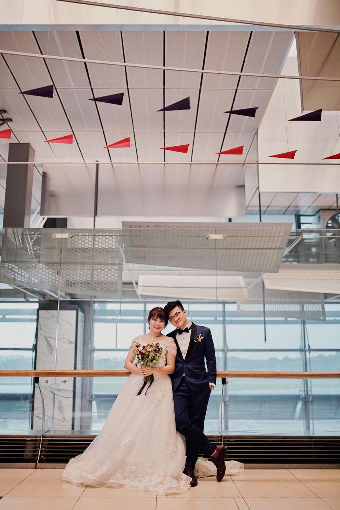 Aik Hin & Vera Wedding by Yipmage Moments - 038