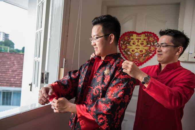 Celebrating Aik Seng & Wee Nee by Steven Yam Photography - 008