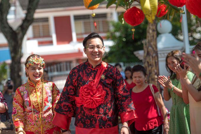 Celebrating Aik Seng & Wee Nee by Steven Yam Photography - 042