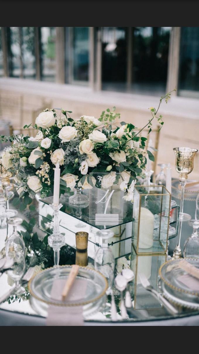 Marble & Mirror 2018 by AiLuoSi Wedding & Event Design Studio - 001