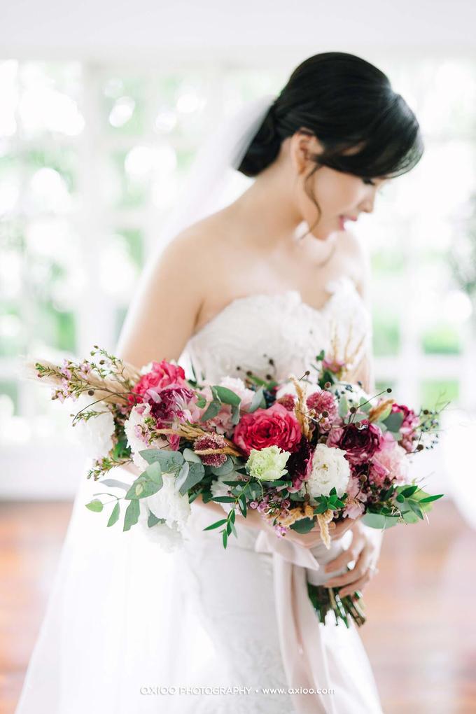 White elegance by AiLuoSi Wedding & Event Design Studio - 001