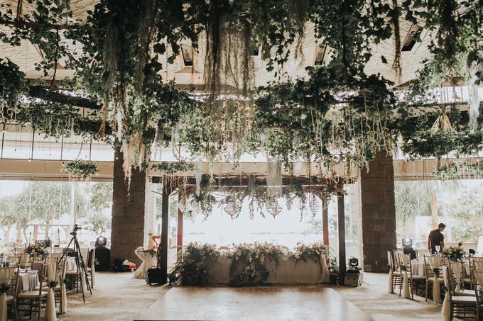 Greenery and Rainforest theme by AiLuoSi Wedding & Event Design Studio - 001