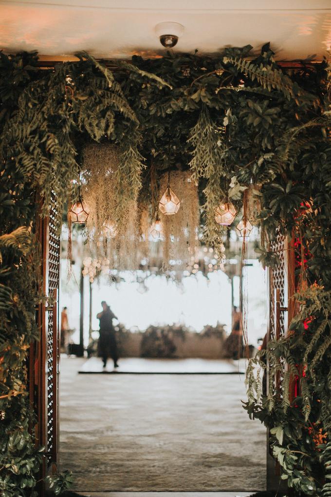 Greenery and Rainforest theme by AiLuoSi Wedding & Event Design Studio - 003