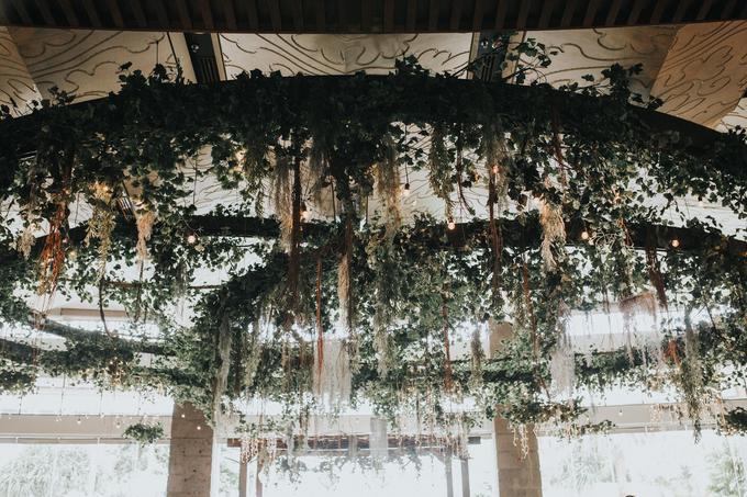 Greenery and Rainforest theme by AiLuoSi Wedding & Event Design Studio - 002