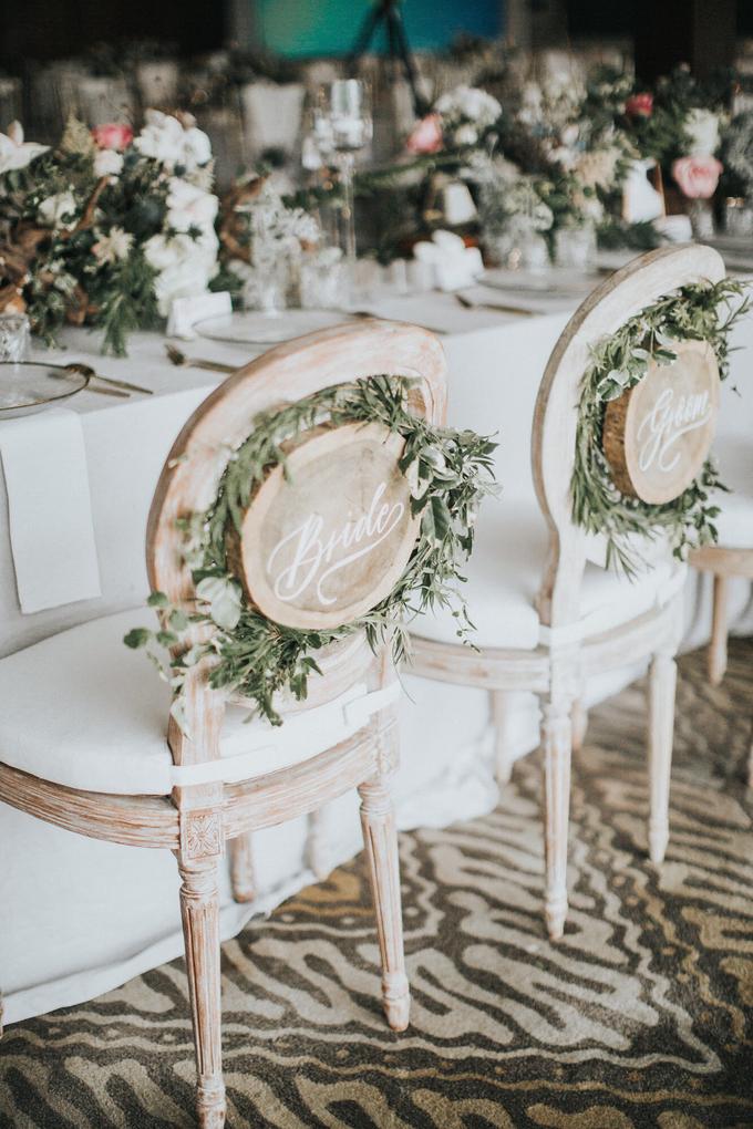 Greenery and Rainforest theme by AiLuoSi Wedding & Event Design Studio - 005
