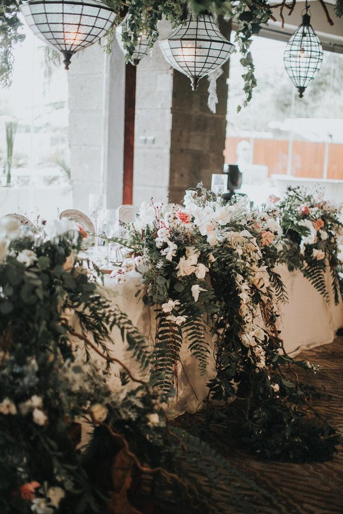 Greenery and Rainforest theme by AiLuoSi Wedding & Event Design Studio - 006