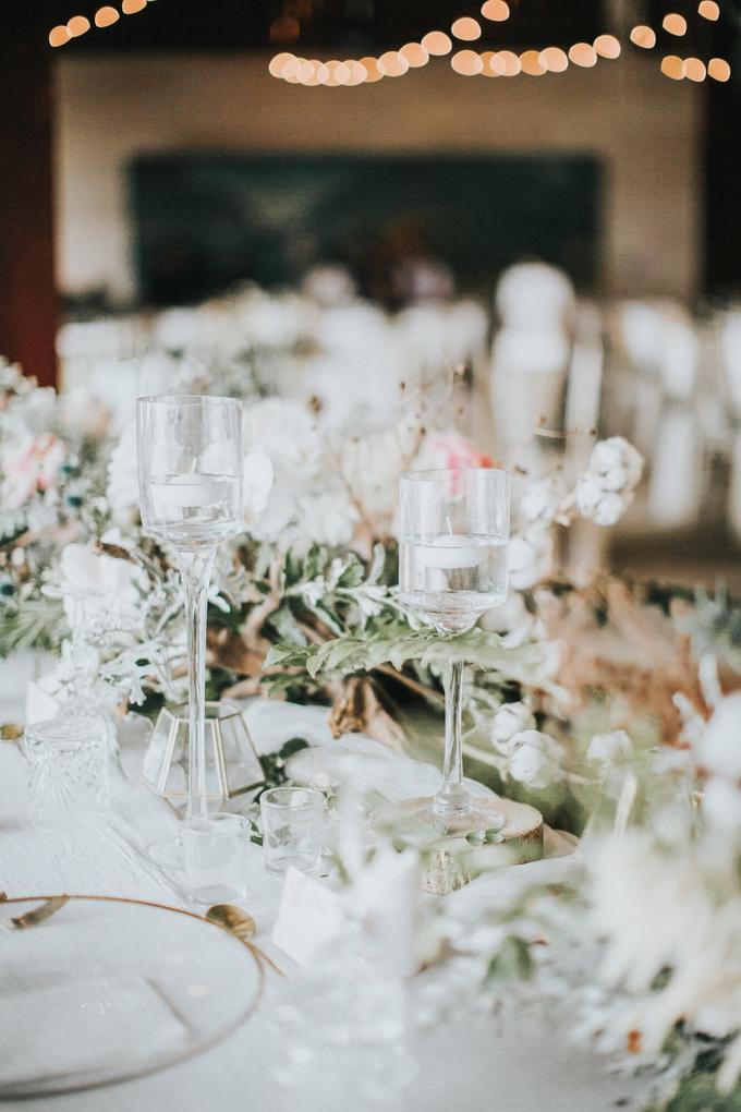 Greenery and Rainforest theme by AiLuoSi Wedding & Event Design Studio - 007