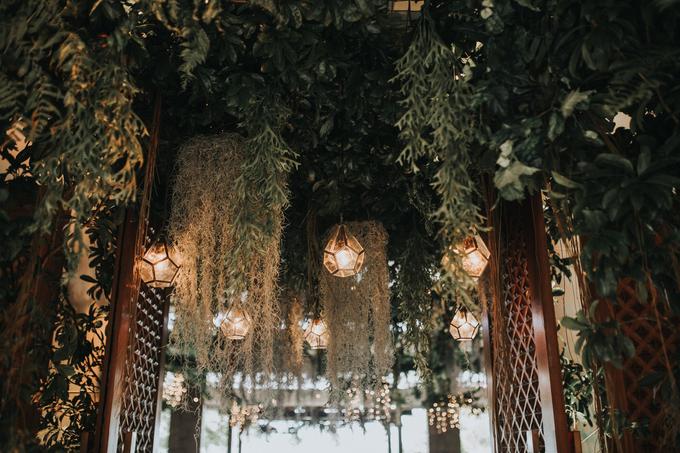 Greenery and Rainforest theme by AiLuoSi Wedding & Event Design Studio - 008