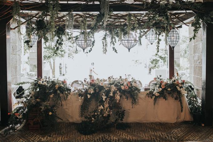 Greenery and Rainforest theme by AiLuoSi Wedding & Event Design Studio - 009