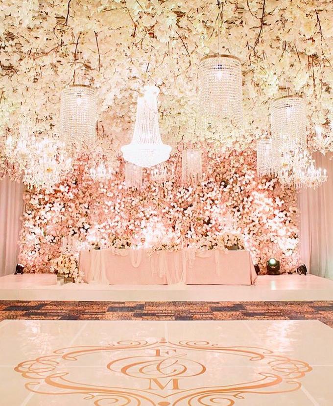 White fairy tale by AiLuoSi Wedding & Event Design Studio - 003