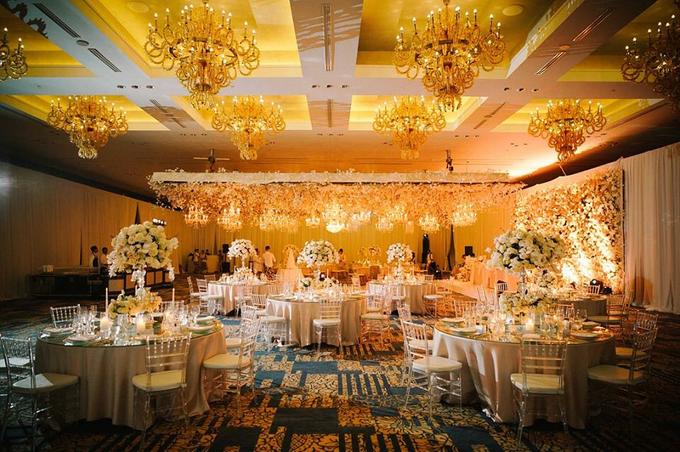 White fairy tale by AiLuoSi Wedding & Event Design Studio - 007