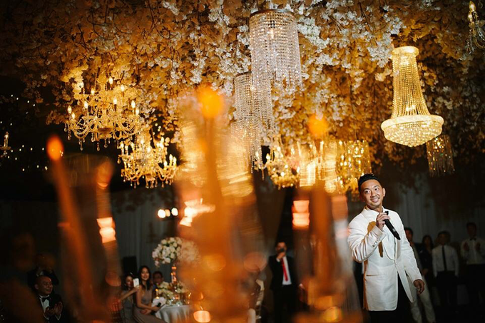 White fairy tale by AiLuoSi Wedding & Event Design Studio - 008