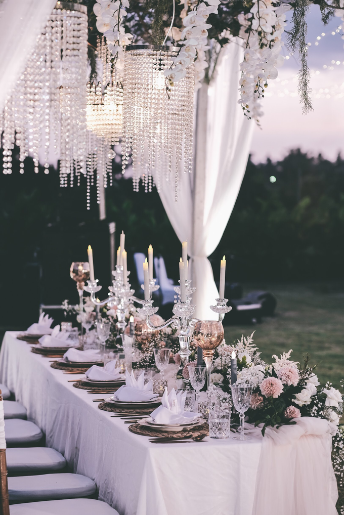 Peach sophisticated by AiLuoSi Wedding & Event Design Studio - 002