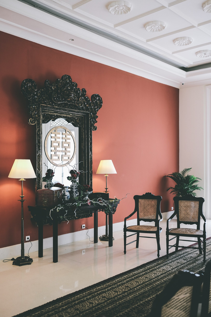 Peach sophisticated by AiLuoSi Wedding & Event Design Studio - 001