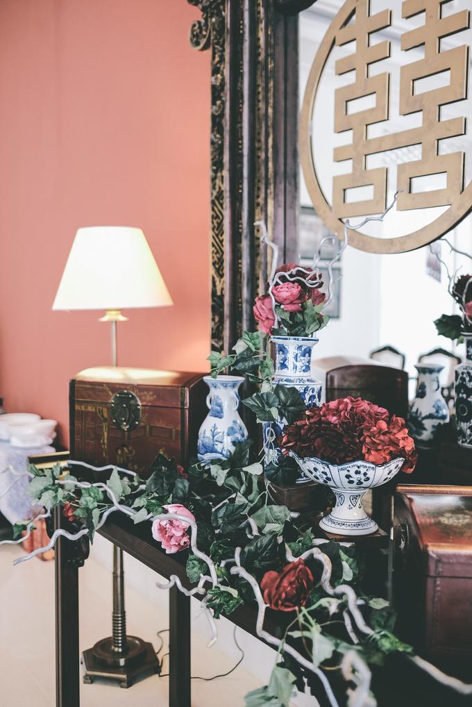 Peach sophisticated by AiLuoSi Wedding & Event Design Studio - 004