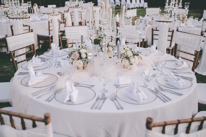 Peach sophisticated by AiLuoSi Wedding & Event Design Studio - 005