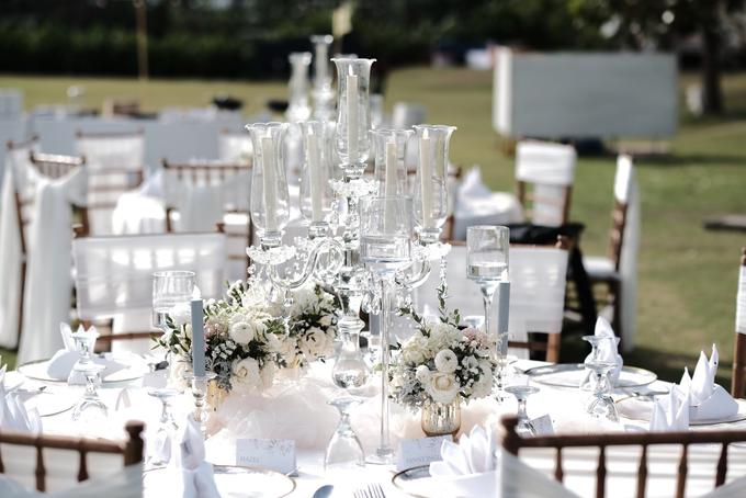 Peach sophisticated by AiLuoSi Wedding & Event Design Studio - 006