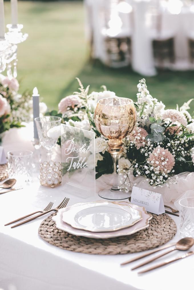 Peach sophisticated by AiLuoSi Wedding & Event Design Studio - 007
