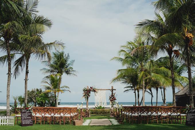 Simple - boho - rustic by Bali Wedding Paradise - 004