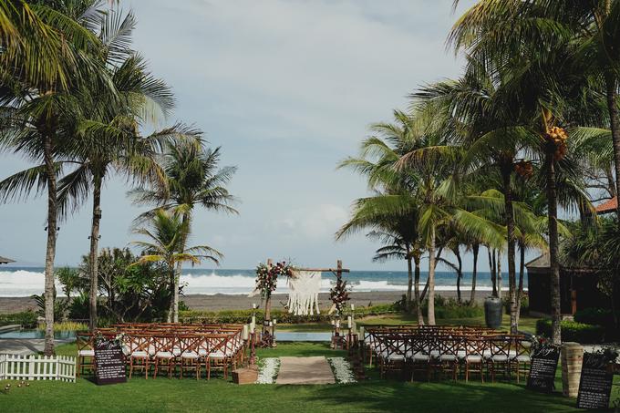 Simple - boho - rustic by Bali Wedding Paradise - 006