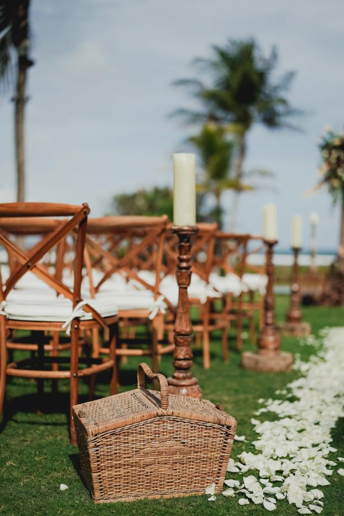 Simple - boho - rustic by Bali Wedding Paradise - 012