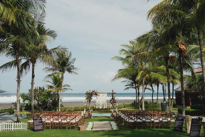 Simple - boho - rustic by Bali Wedding Paradise - 013