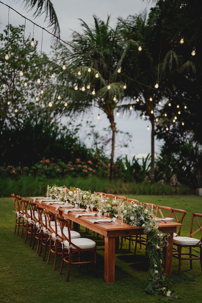 Simple - boho - rustic by Bali Wedding Paradise - 014