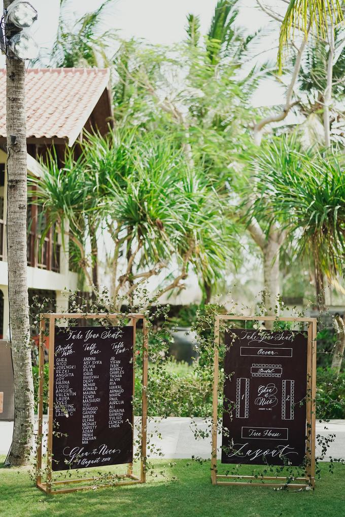 Simple - boho - rustic by Bali Wedding Paradise - 016