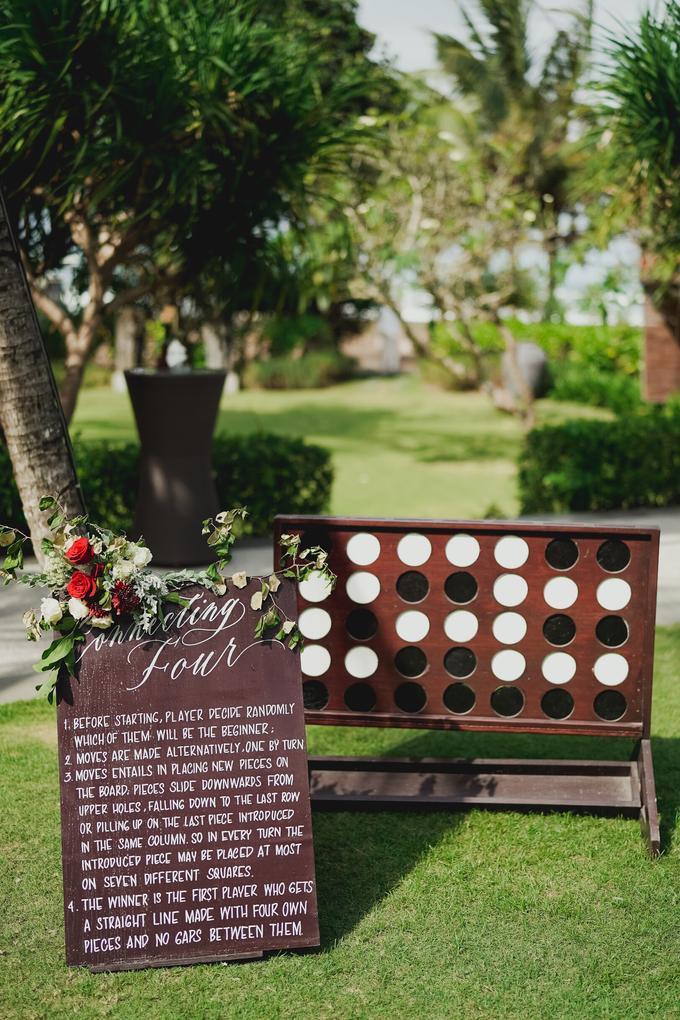 Simple - boho - rustic by Bali Wedding Paradise - 018