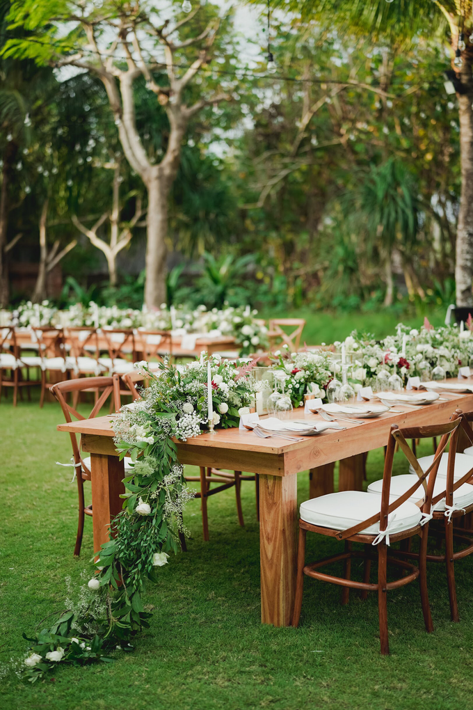 Simple - boho - rustic by AiLuoSi Wedding & Event Design Studio - 019