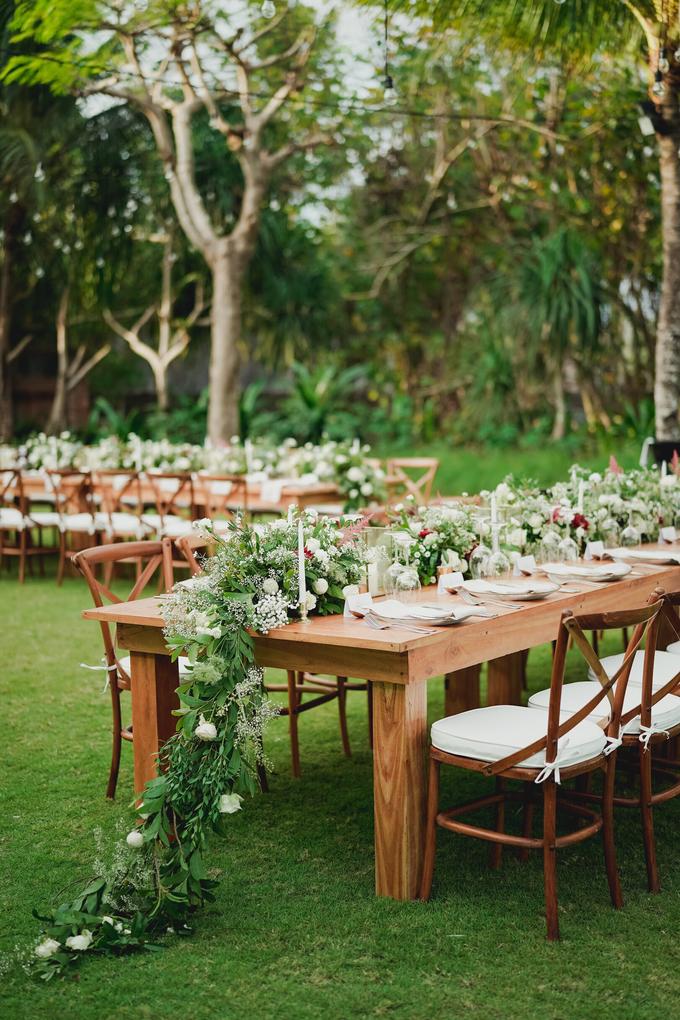 Simple - boho - rustic by Bali Wedding Paradise - 019