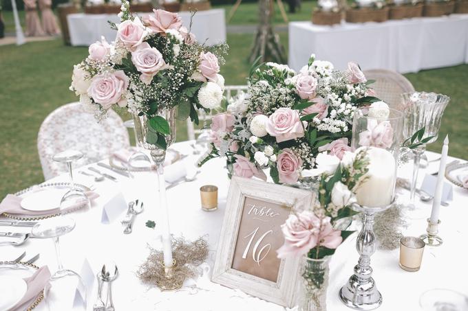 Classic fairy tale by AiLuoSi Wedding & Event Design Studio - 004